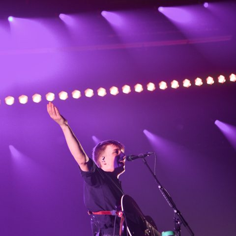 George Ezra Review + Photoset - Wembley SSE Arena 3