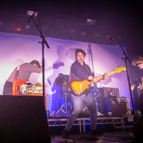 Parquet Courts Review + Photoset – SWX 3