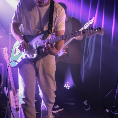 Sam Fender Review + Photoset - Omeara 7