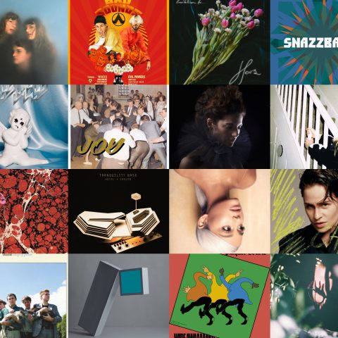 Tap The Feed's Albums Of The Year 2018