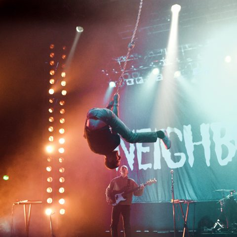 The Neighbourhood Review/Photoset - O2 Academy Brixton 9