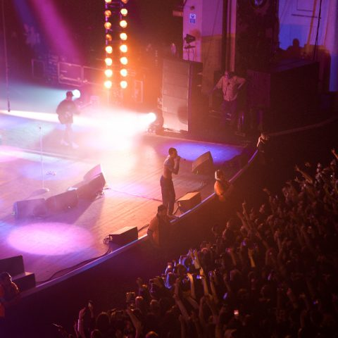 The Neighbourhood Review/Photoset - O2 Academy Brixton 14