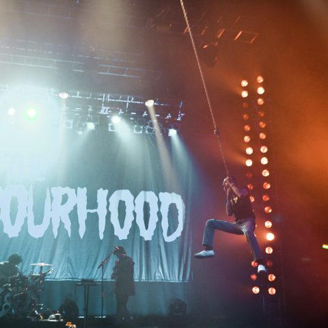 The Neighbourhood Review/Photoset - O2 Academy Brixton 7