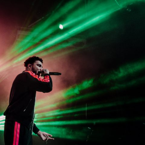 AJ Tracey Review + Photoset - SWX 1