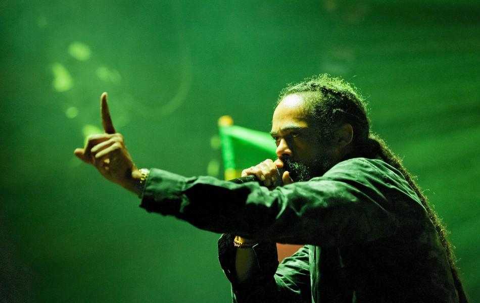 Damian Marley Review + Photoset - O2 Academy Bristol 15