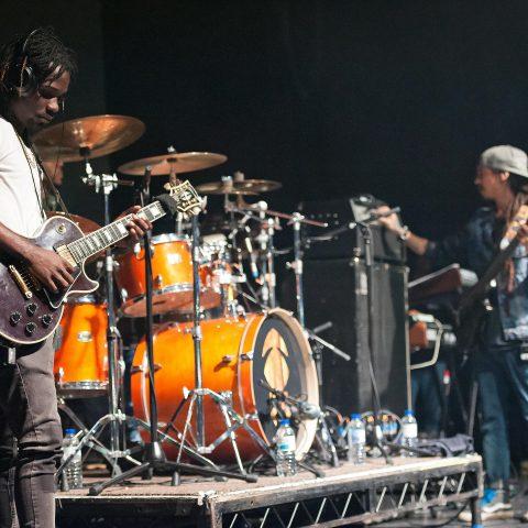 Damian Marley Review + Photoset - O2 Academy Bristol 4