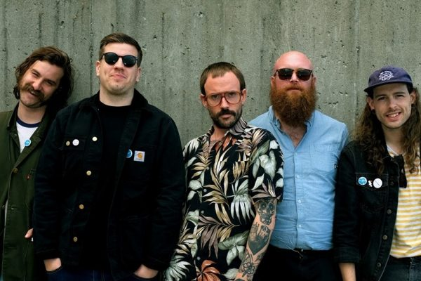 IDLES announce biggest headline UK show to date