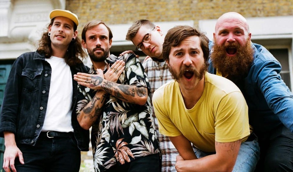 IDLES Shortlisted for 2019 Hyundai Mercury Prize