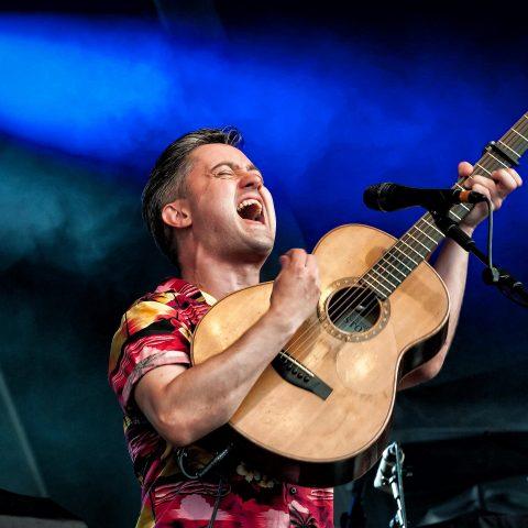 In Photos: Bristol Sounds 2019 - Elbow 1