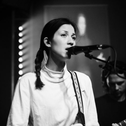 Emmy The Great Review + Photos - Thekla 1