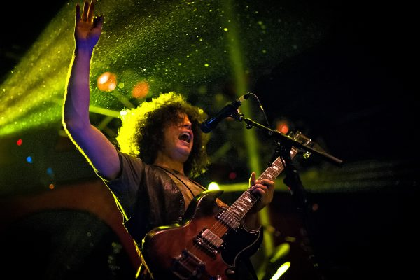 Wolfmother Photoset - O2 Academy Bristol
