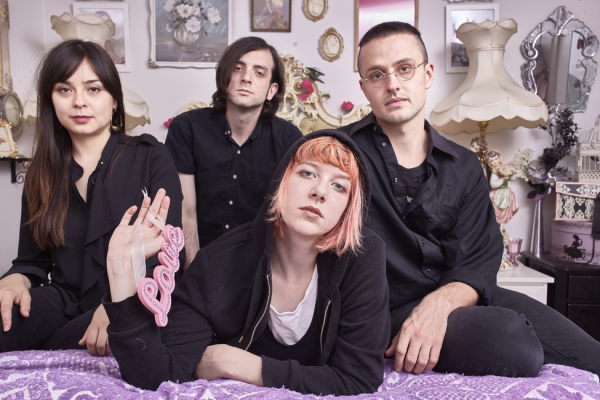 Dilly Dally Announce UK Dates and 'Snakehead' Video