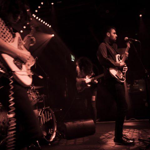 Idles Review + Photoset - The Fleece 9