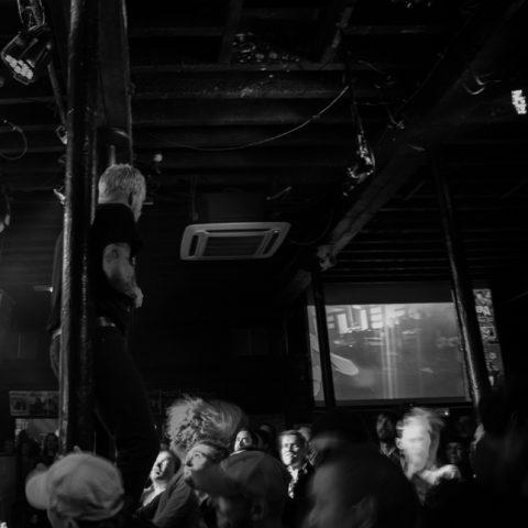 Idles Review + Photoset - The Fleece 23