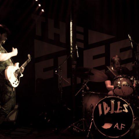 Idles Review + Photoset - The Fleece 2