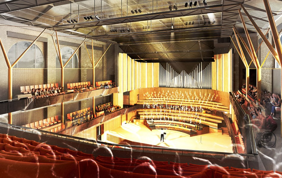 Colston Hall to reopen with new name