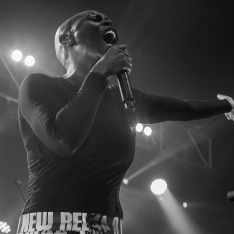 Skunk Anansie Review + Photoset - O2 Academy 9