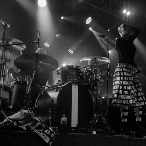 Skunk Anansie Review + Photoset - O2 Academy 10