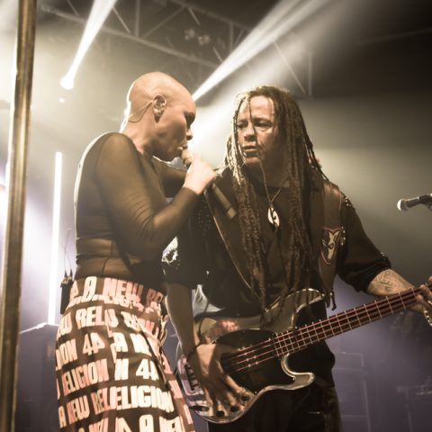 Skunk Anansie Review + Photoset - O2 Academy 11