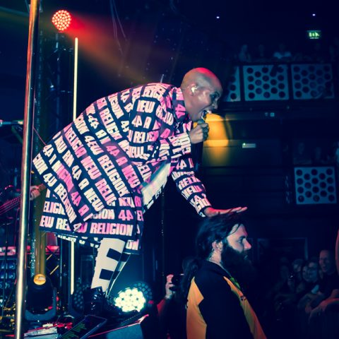 Skunk Anansie Review + Photoset - O2 Academy 5