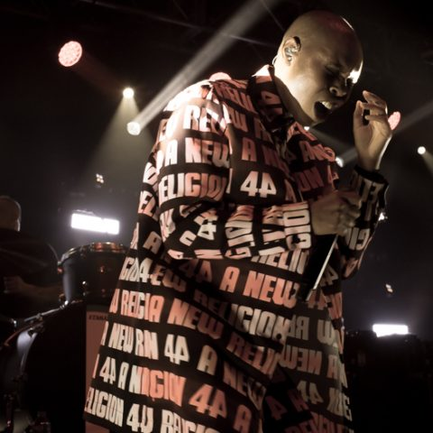 Skunk Anansie Review + Photoset - O2 Academy 8