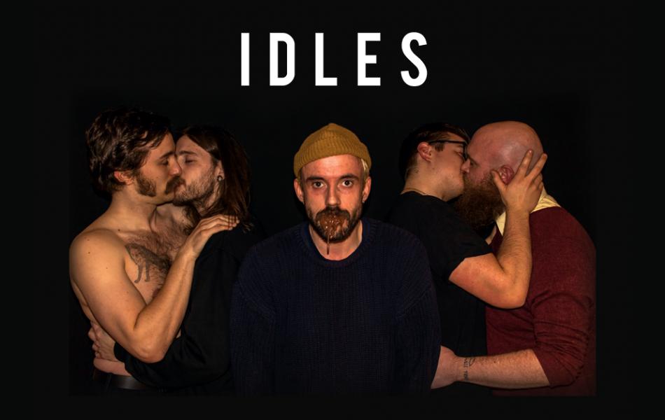 Idles announce headline show at Village Underground