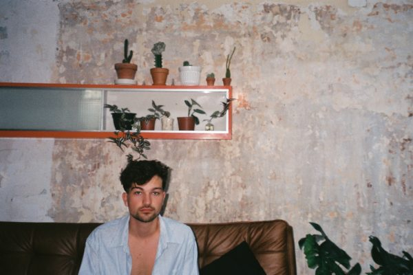 First Listen: Harvey Causon - Alliance