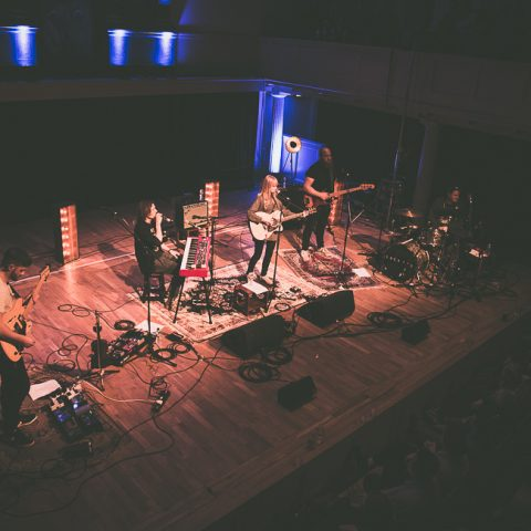 Lucy Rose Photoset - St George's Church 5