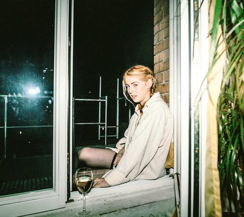 Fenne Lily shares new single 'For A While'