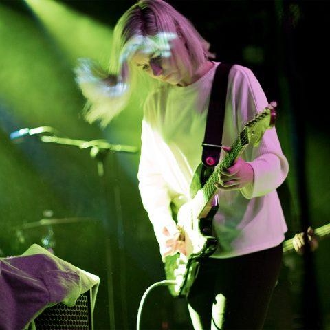 Alvvays Live Review + Photoset - Trinity Centre 7