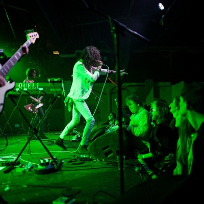 Turbowolf Review + Photoset - Rough Trade Bristol 3