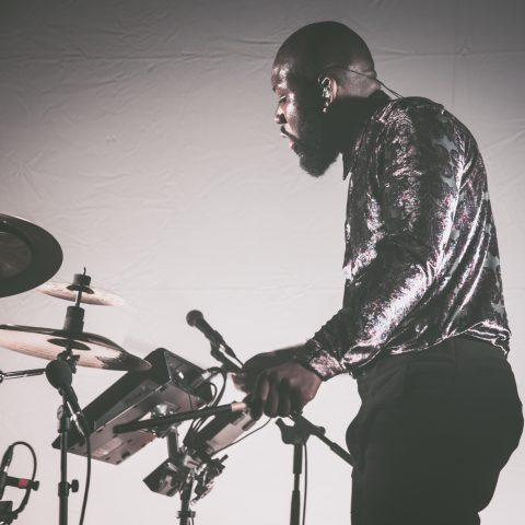 Young Fathers Review + Photoset - Trinity Centre 11