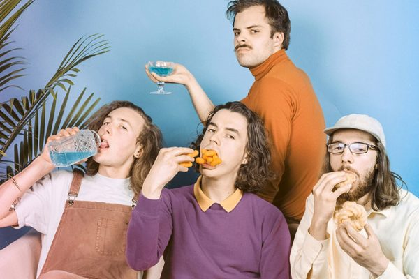 Ady Suleiman, Peach Pit + more added to Dot to Dot 2018