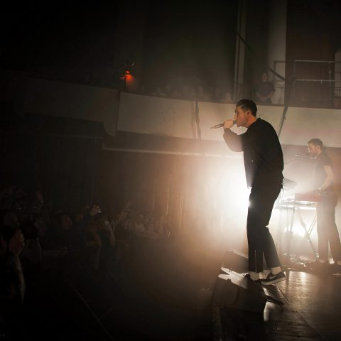 Bastille Photoset - Colston Hall 2