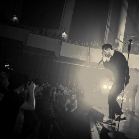 Bastille Photoset - Colston Hall 4
