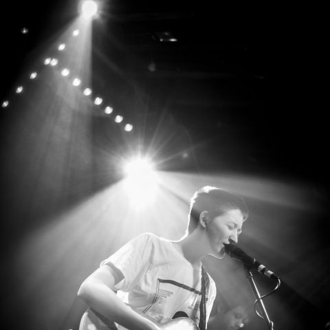 Frankie Cosmos Photoset - The Fleece 1