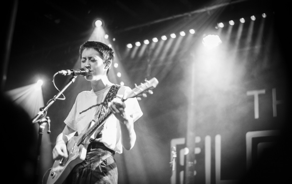 Frankie Cosmos Photoset - The Fleece 3