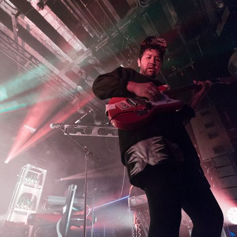 Unknown Mortal Orchestra Photoset - SWX 1
