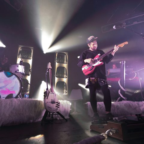 Unknown Mortal Orchestra Photoset - SWX 5