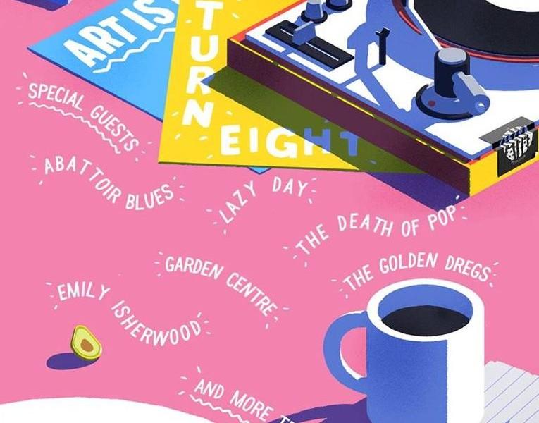 Bristol Record Label Art Is Hard Celebrates 8th Birthday 1