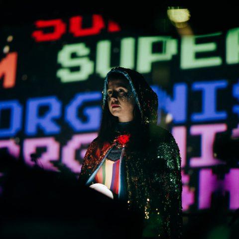 Superorganism Photoset - SWX 1