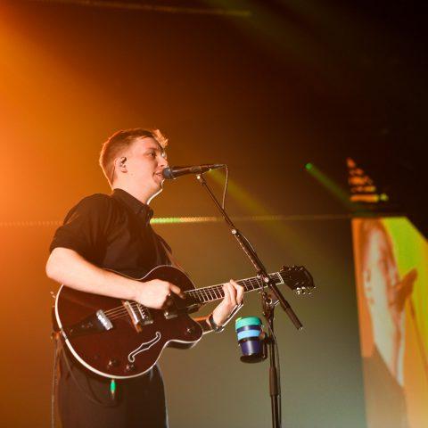 George Ezra Review + Photoset - Wembley SSE Arena