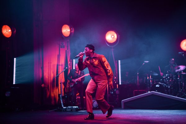 Leon Bridges Review + Photoset - O2 Academy Brixton 5