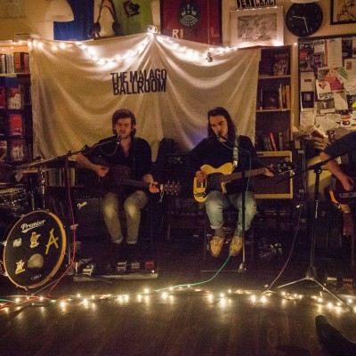 The Malago Ballroom EP Launch Review - Hydra Bookshop