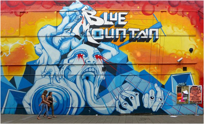 Stoke Croft venue Blue Mountain announces closure