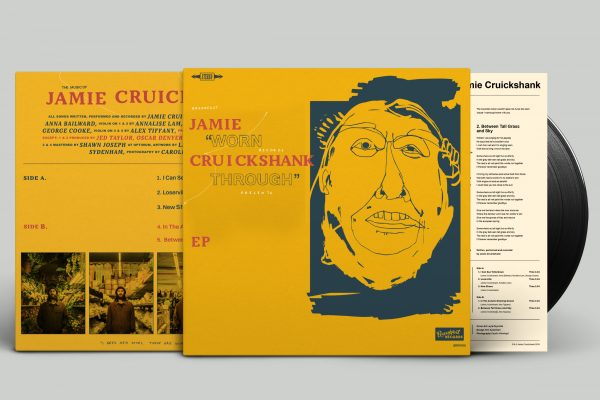 Jamie Cruickshank - Worn Through EP