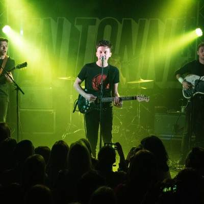 Ten Tonnes Photoset - Thekla 16