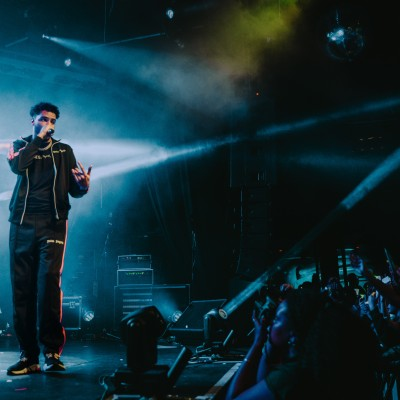 AJ Tracey Review + Photoset - SWX 2