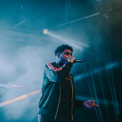 AJ Tracey Review + Photoset - SWX 3