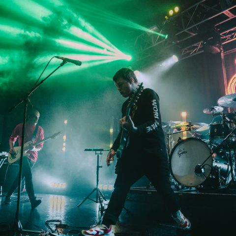 Deaf Havana Review - O2 Academy Bristol 3